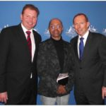 2RDJ attends multicultural event with Australian Prime Minister Tony Abbott