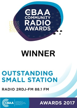 CBAA Radio Station Award